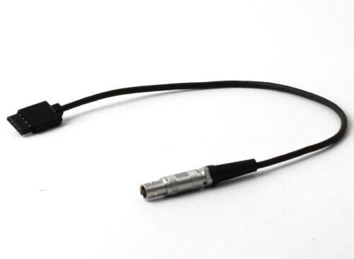 Cable de Fuente de alimentación externa para Z Cam E2 de DJI Roron-S Gimble Estabilizador