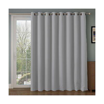 Thermal Blackout Patio Door Curtain