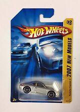 HOT WHEELS Porsche Cayman S 2007 New Model 32 Silver (T-04)
