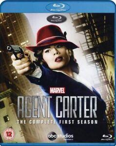 Marvel-del-agente-Carter-la-primera-temporada-completa-Blu-ray-1-Set-Region-Libre
