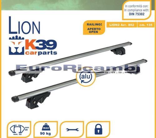 BARRE K39 LION 135CM CORRIMANO ALTO MITSUBISHI Pajero  V60 99/>06