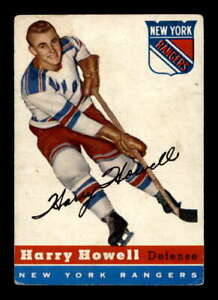 1954-Topps-3-Harry-Howell-VGEX-X1498345