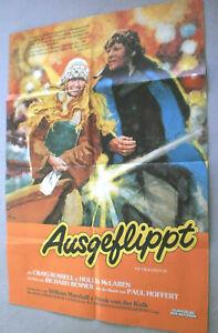 A1 Filmplakat,AUSGEFLIPPT,CRAIG RUSSEL,HOLLIS Mc LAREN
