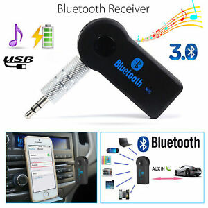Wireless-Bluetooth-3-5mm-AUX-Audio-Stereo-Music-Home-Car-Receiver-Adapter-Mic