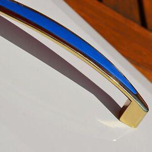 NEU-Griffe-Moebelgriffe-Schubladen-Relinggriff-Stangengriffe-Kuechengriffe-Blue