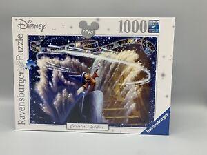 Ravensburger-Disney-Fantasia-Collector-039-s-Edition-Jigsaw-Puzzle-1000-Pieces