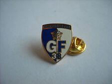 a1 GRENOBLE FOOT 38 FC club spilla football foot calcio pins francia france