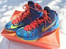 "913ac05b231 item 4 Nike KD V ""Christmas "" Kevin Durant Men s Basketball Shoes 554988-401  US 9.5 -Nike KD V ""Christmas "" Kevin Durant Men s Basketball Shoes 554988-401  ..."