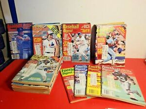 24-BASEBALL-DIGEST-MAGAZINES-1980-039-S-BONUS-4-FOOTBALL-DIGESTS-1980-039-S