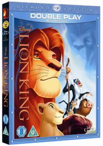 The-Lion-King-Blu-Ray-2011-Roger-Allers-cert-U-2-discs-NEW-Amazing-Value