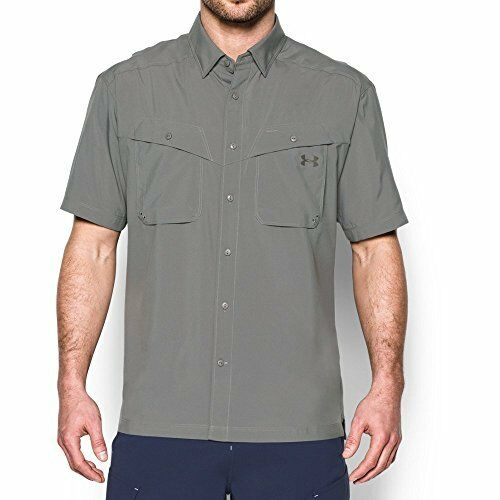 Under Armour Outdoors Tide Chaser Short Sleeve M Pick SZ//Color.