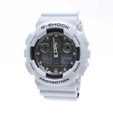 Casio G-Shock GA-100LG-8A Ice Grey Original Mens Watch 200M Diver  GA-100