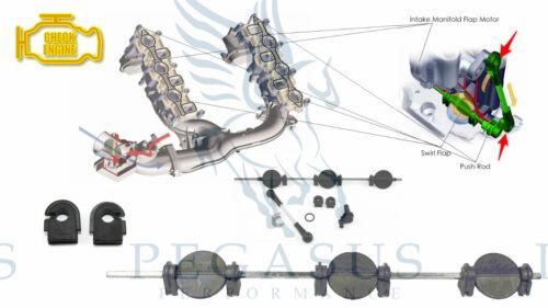 AUDI VW 2.7 3.0 TDI KIT DE réparation tubulure d/'admission 059129711 059129712