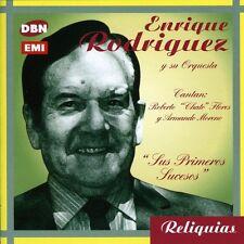 Enrique Rodriguez - Sus Primeros Sucesos (Canta R Flores) [New CD] Argentina - I