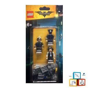 LEGO BATMAN MOVIE Mini Figures with Accessory Set 853651 Brand NEW