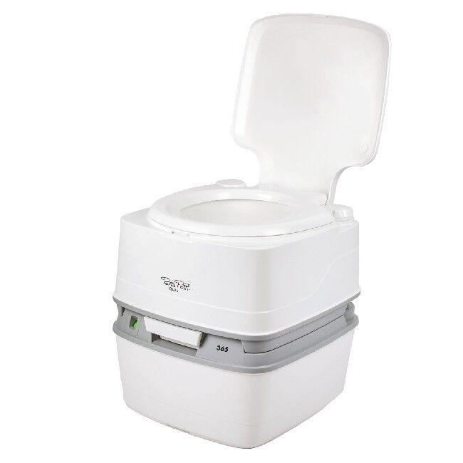Camping Thetford WC Mobil Toilette Chemietoilette Porta Potti Qube 365