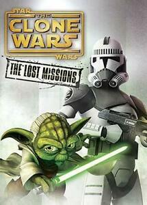 star wars the clone wars season 6:the lost mission dvd3-disc set,free shipping | ebay