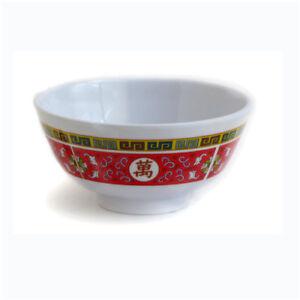 Chinese Melamine Rice Bowl
