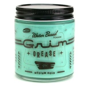 Grim-Grease-Water-Soluble-Medium-Hold-Hair-Pomade