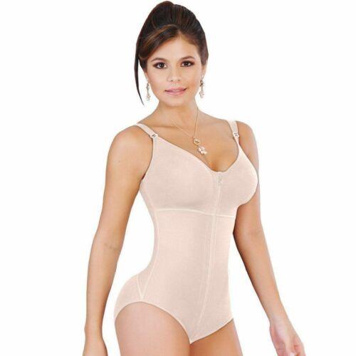 Fajas Colombianas Originales Women/'s Post C Section Body Shaper Levanta Cola NEW