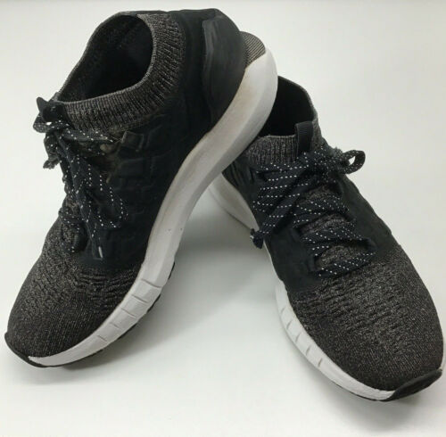 Details about  /Under Armour HOVR Phantom Running Shoes Sneakers Black White Men/'s Size 11