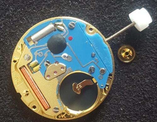 ETA Movement Caliber 955.412 Height 0 Hour Wheel Height 0.89mm