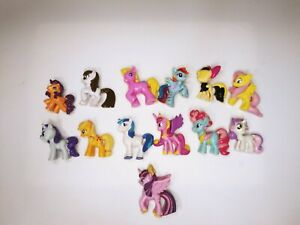 Hasbro My Little Pony Blind Bag Mini Newer and older series Lot of 13