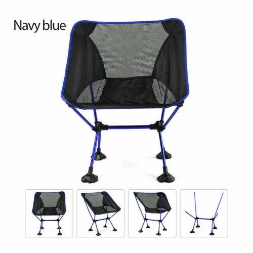 Ultralight Folding Camping Chair Fishing BBQ Hiking Chair Picnic Travel Beach