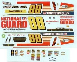 Winscals #88 Michael Baker 2014 Dale Earnhardt Jr Nascar decal