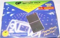 Rechargeable Battery & Ac Power Charger Adapter For Sega Game Gear Innovation