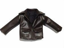 1/6 Scale Custom Indiana Jones Harrison Ford Jacket For Hot Toys Body