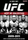 UFC - Best of Collection 2009-2011 (DVD, 2012, 6-Disc Set)