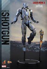 """IN STOCK""鐵甲奇俠Hot Toys Hottoys ACG 2015 Exclusive Iron Man Ironman 3 Mark XL 40 Shotgun Movie Masterpiece 1/6 Scale Figure with Bonus Part (Special Edition)"