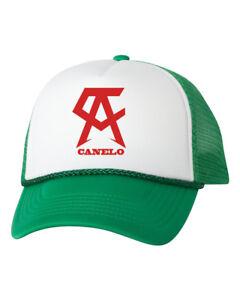 d2da283de3f Team Canelo Boxing Trucker Hat Mesh Cap Snapback Adjustable Brand ...