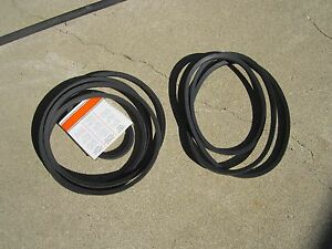 IH-Cub-Lo-Boy-154-185-184-NEW-BELTS-FIT-IH-3260-MOWER-CUB-IH-LO-BOY