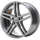 Jantes roues Tecnomagnesio Viper Evo Mercedes Benz E-class T-model 8x18 5x11 556