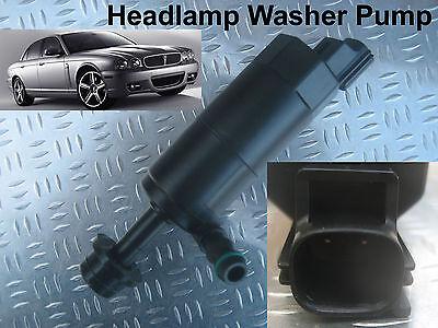 Headlamp headlight Washer Pump Jaguar XJ 2007 to 2009 X358 XJ6 XJ8 XJR