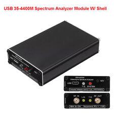 Ltdz Usb 35 4400m Spectrum Analyzer Frequency Signal Module Source With Shell