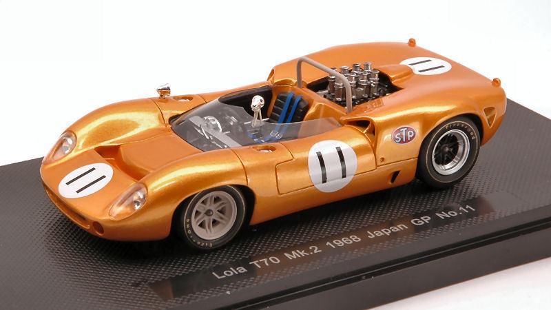 Lola t70 japón 1968 1 43 Model 44275 EBBRO