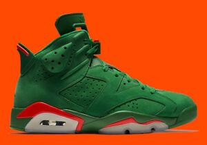2610135e379 Nike AIR JORDAN 6 VI RETRO AJ5986-335 Pine Green Gatorade x SZ: 11.5 ...
