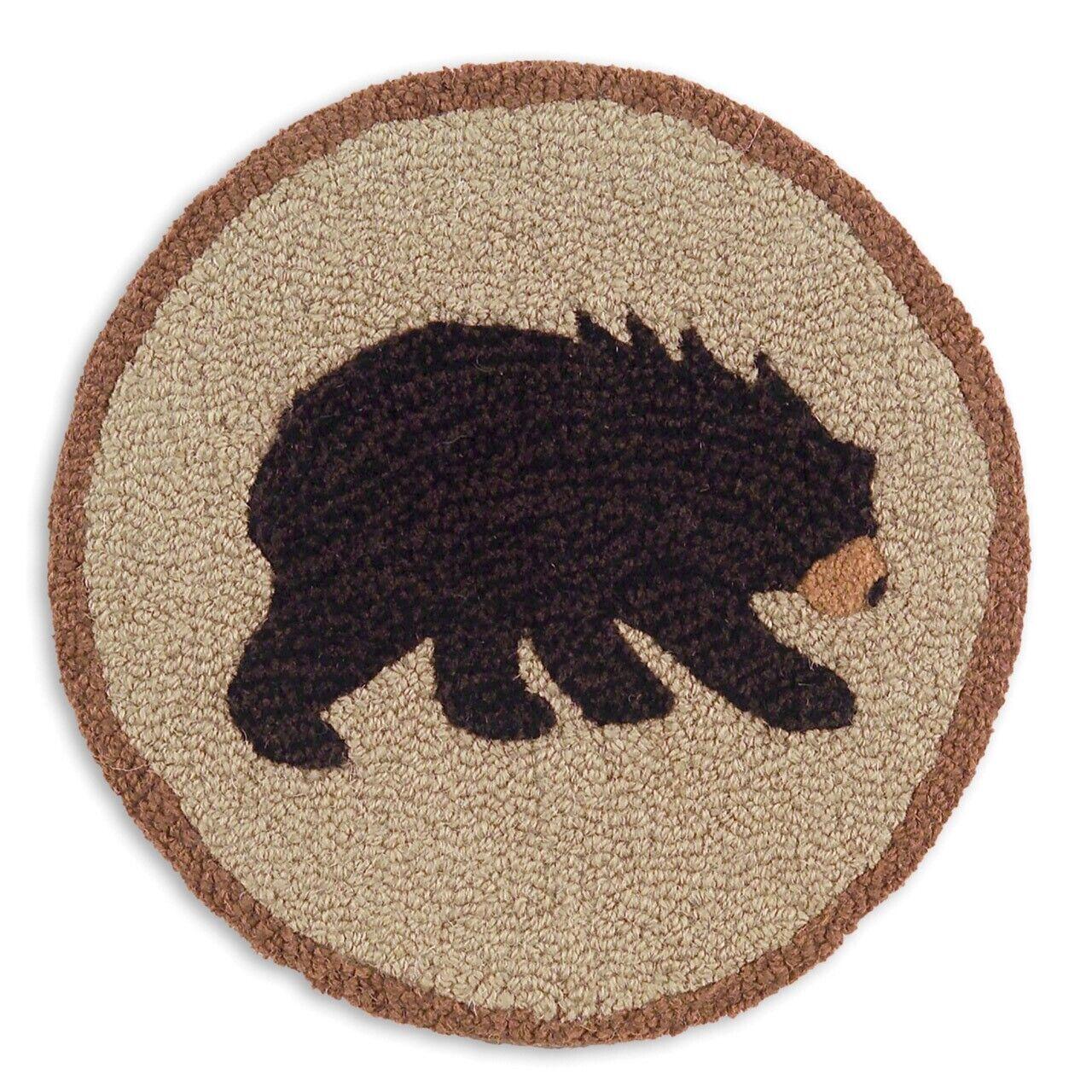 Vermont Bear 14  crochet laine coussins de chaise  Jeux  Chandler 4 Coins-Free Ship