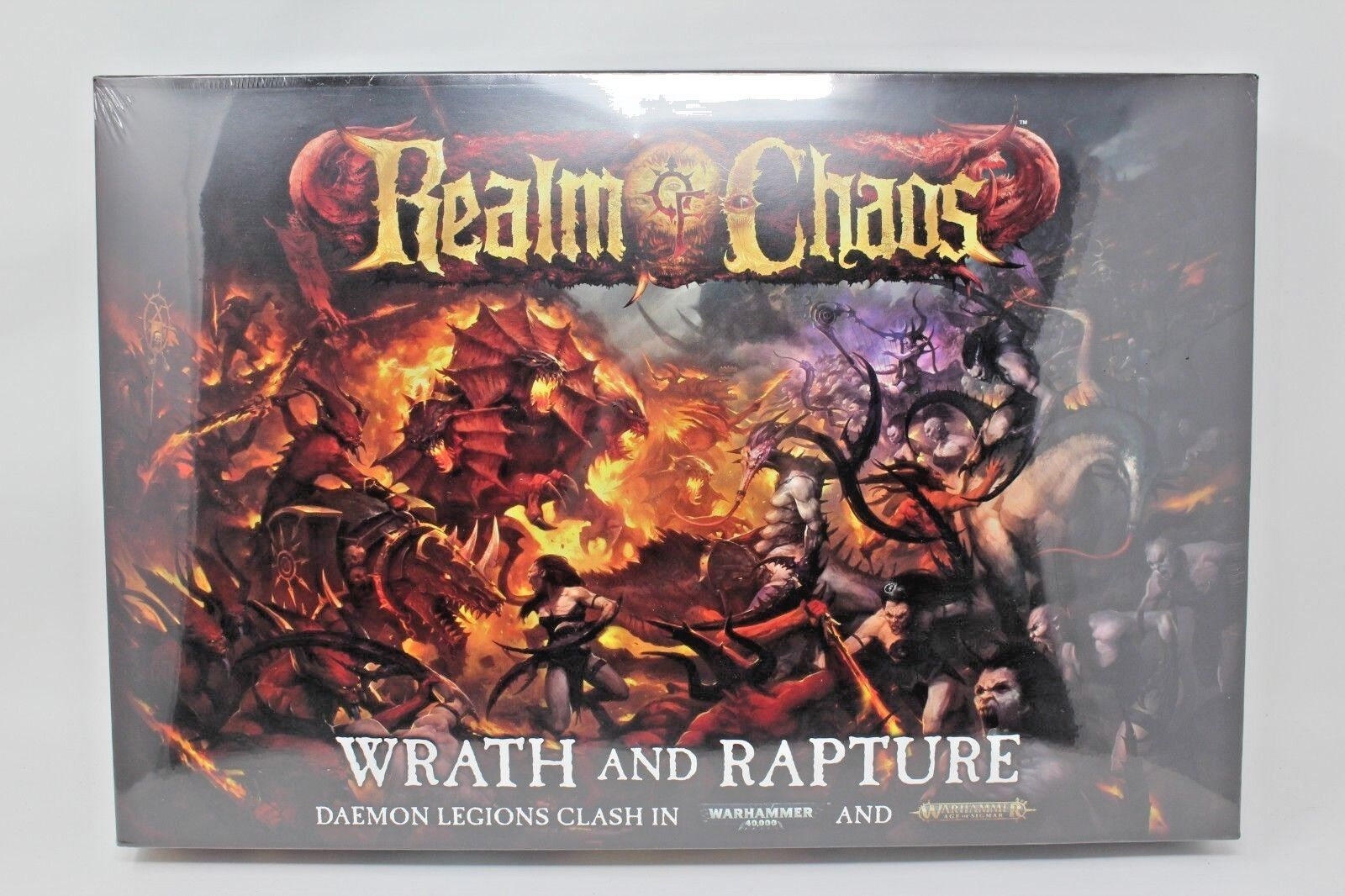 Warhammer Chaos Daemons Wrath and Rapture New