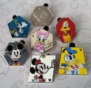 Animated-Shorts-Art-Style-2019-Hidden-Mickey-Shapes-Wave-B-Choose-a-Disney-Pin