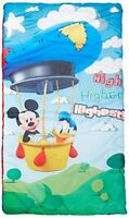 Disney Mickey Mouse Clubhouse Slumber-bag , New, Free Shipping on sale