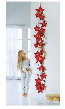 XXL Adventskalender Sterne zum selbst Befüllen Advent Kalender Weihnachten