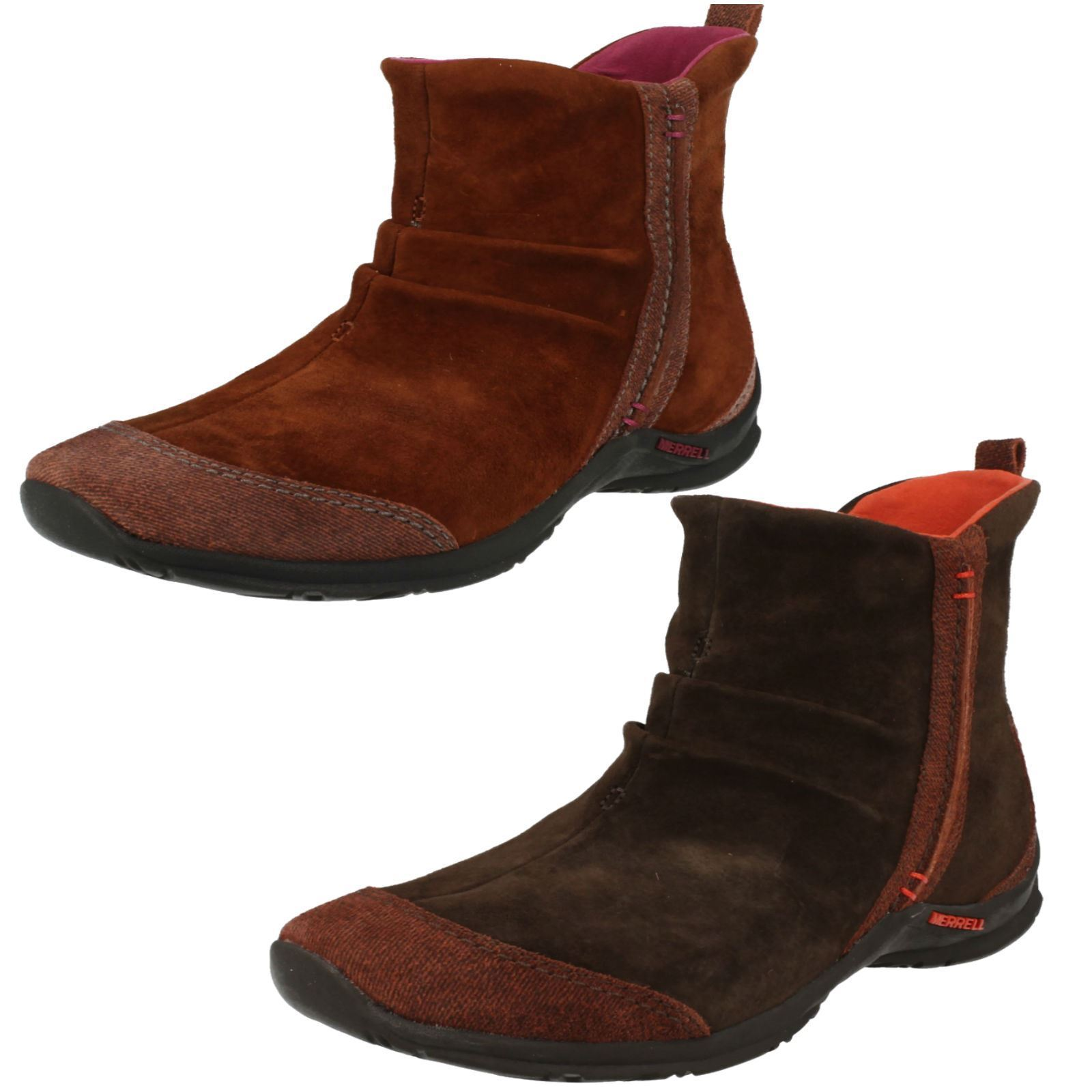 Merrell Ladies Casual Ankle Boots - Madrasa