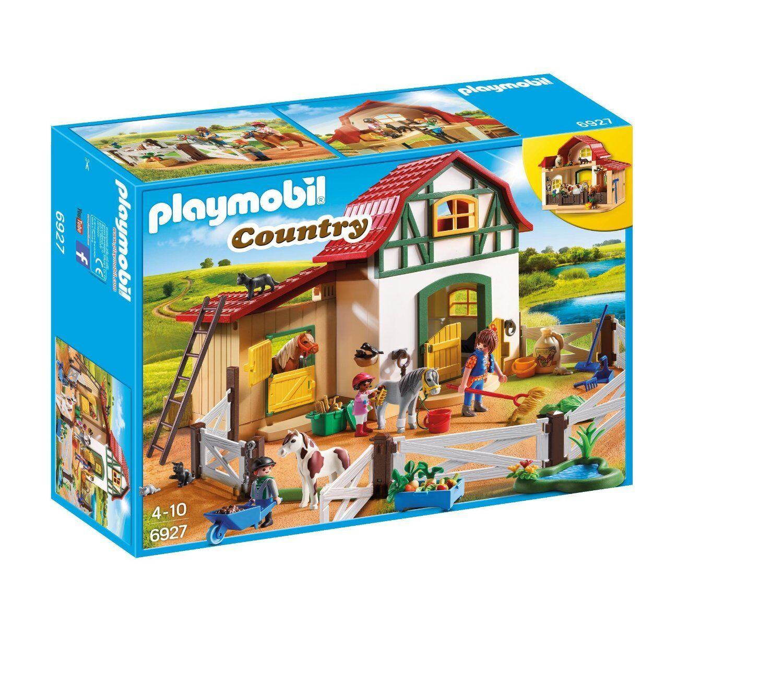Playmobil 6927 Maneggio dei Pony