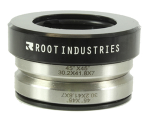 Root Industries Integrated Scooter Headset Black