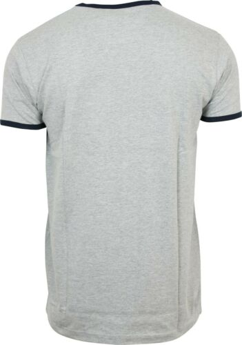 Relco Men/'s Short Sleeve Round Neck Northern Soul 4 Colours Slim Fit T Shirt