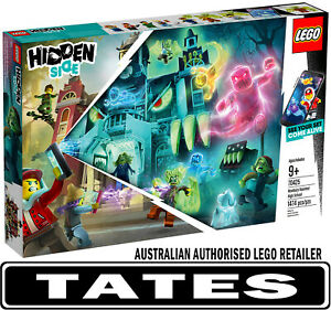 LEGO 70425 Newbury Haunted High School Hidden Side™ from Tates Toyworld